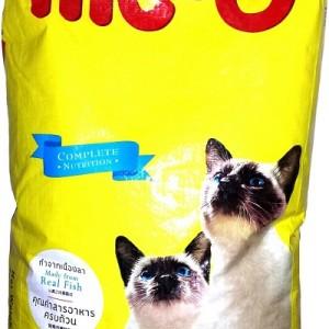 غذای گربه مئو