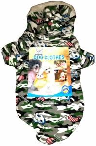 لباس سگ زمستانیdog2