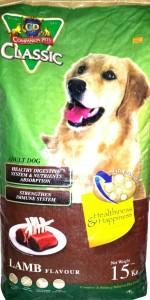 calssic 15kg غذای خشک سگ کلاسیک - Copy