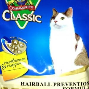 غذای گربه کلاسیک