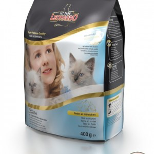 غذای بچه گربه لئوناردو