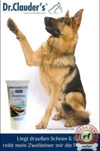 Beauty Care Pfotenpflege Tube 50 ml کرم دست و پا40505000 - 002