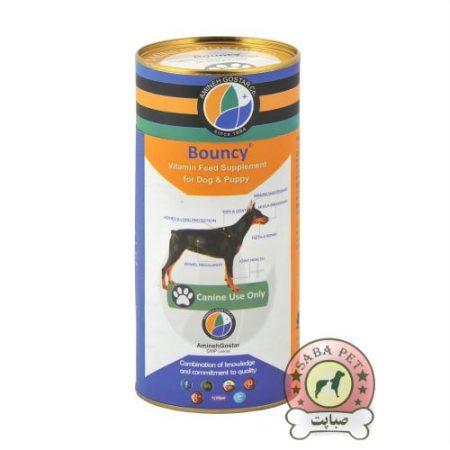 مکمل ویتامین سگ