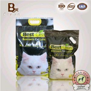 خاک گربه بست کلین