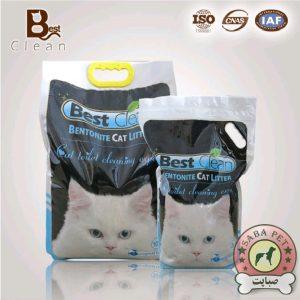 خاک گربه best clean