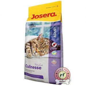 غذای خشک گربه بداشتها جوسرا