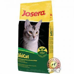 غذای گربه جوسرا